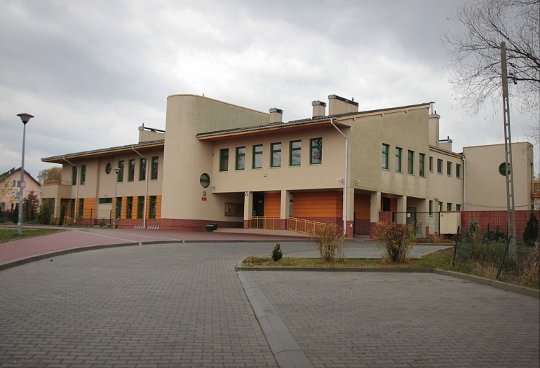 Przedszkole Samorządowe nr 58 ul. Skośna 2