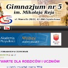 Gimnazjum nr 5 im. Mikołaja Reja