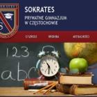 "Prywatne Gimnazjum ""Sokrates"""