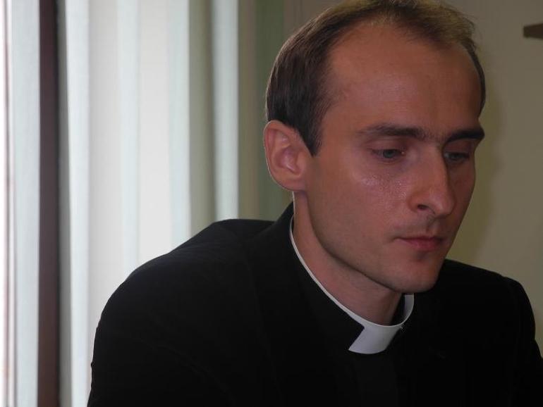Ks. Grzegorz Kierpiec