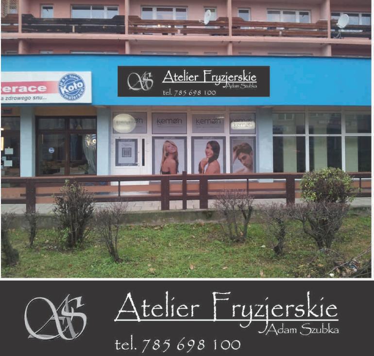 Atelier Fryzjerskie Adam Szubka Laur Piękna Nasz Tygodnik Kutno