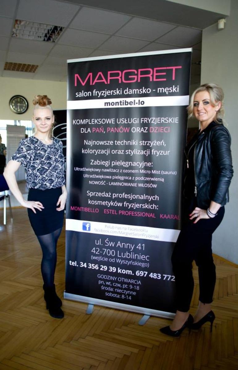 Margret Salon Fryzjerski Laur Piękna 2015 Pow Lubliniecki