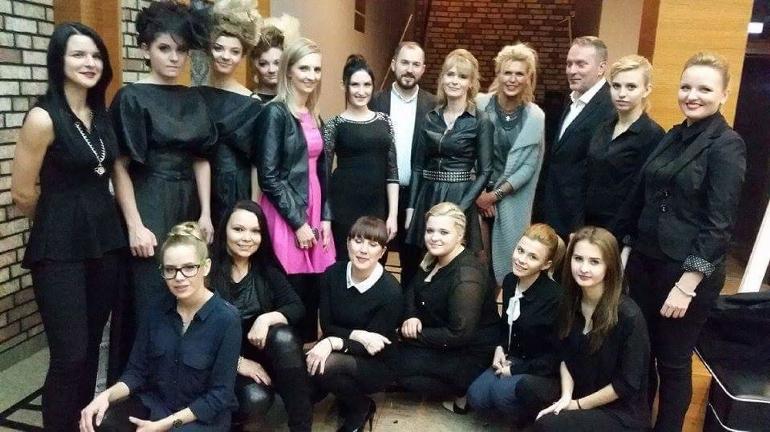 Studio Fryzur Ann Hair Anna Kołtuńska Laur Piękna 2015 Pow