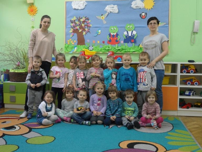Gumisie - Przedszkole Bajka w Krotoszynie