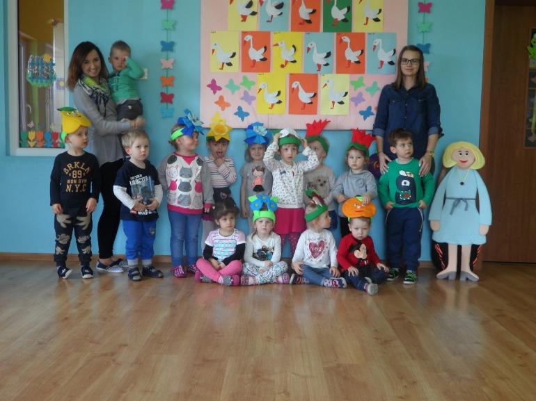 Motylki - Przedszkole U Zuzi w Krotoszynie