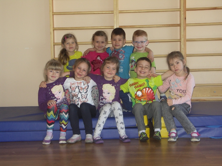 Pracusie - Przedszkole Smerfuś w Krotoszynie