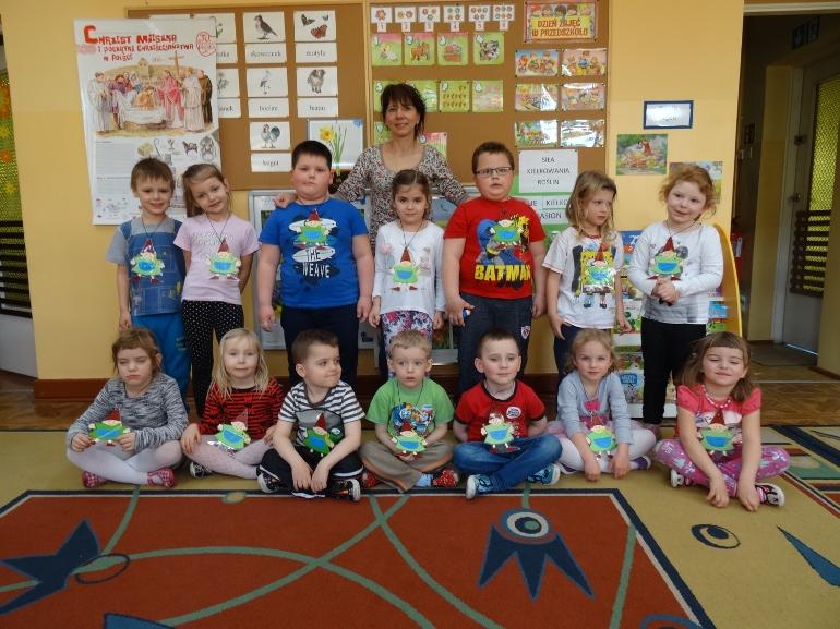 Skrzaty - Przedszkole Maciuś w Krotoszynie