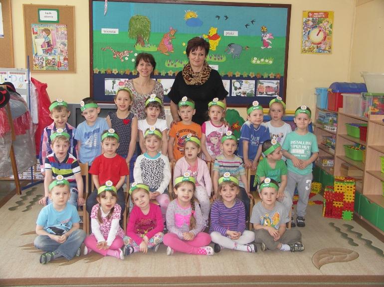 Stokrotki - Przedszkole Maciuś w Krotoszynie