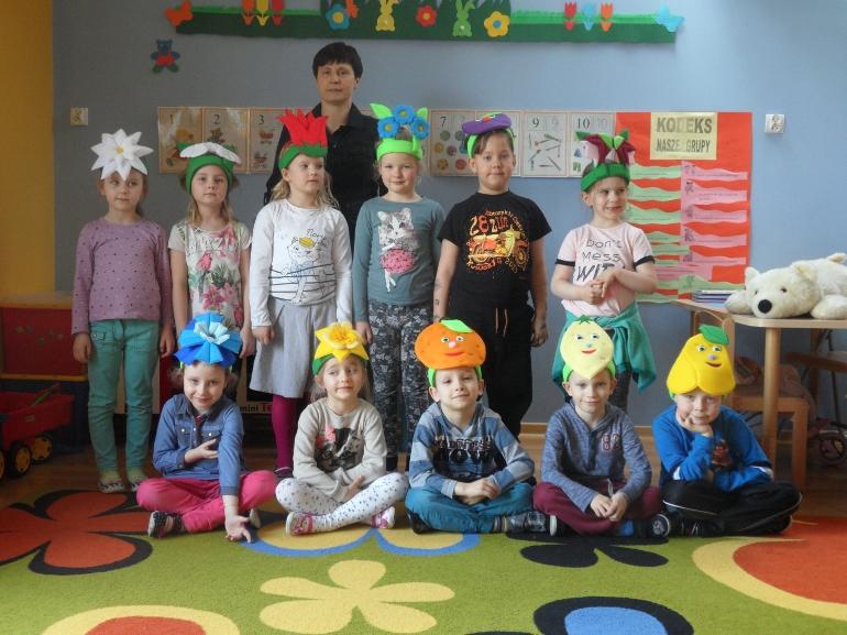 Tygryski - Przedszkole U Zuzi w Krotoszynie