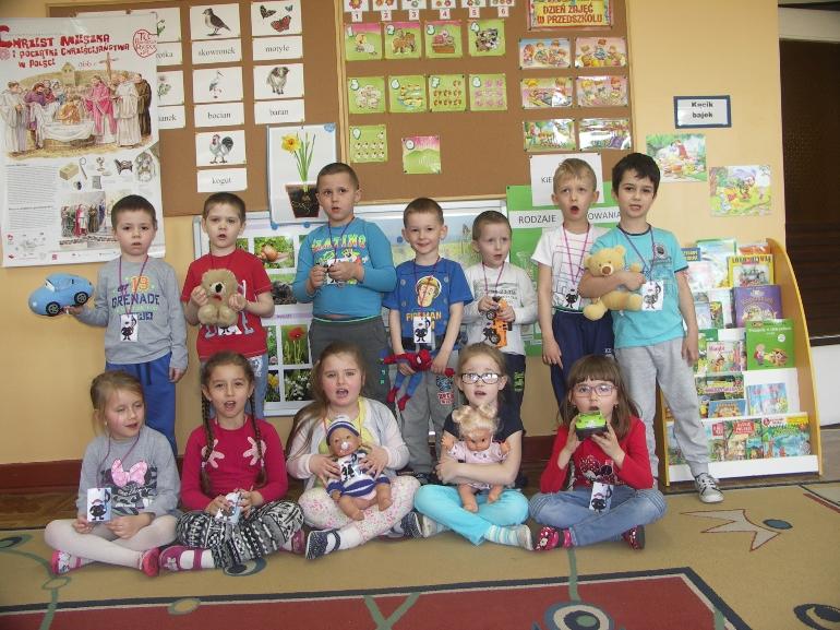 Wesołe Nutki - Przedszkole Maciuś w Krotoszynie