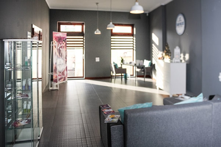 Salon kosmetyczny legnica