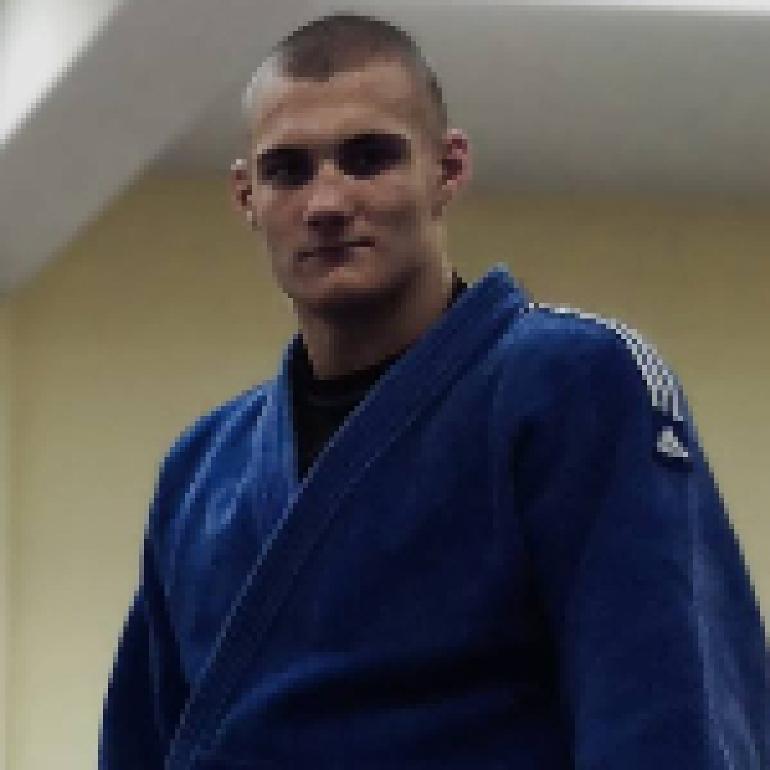 Paweł Kejza[/b], judoka klubu Kejza Team Rybnik