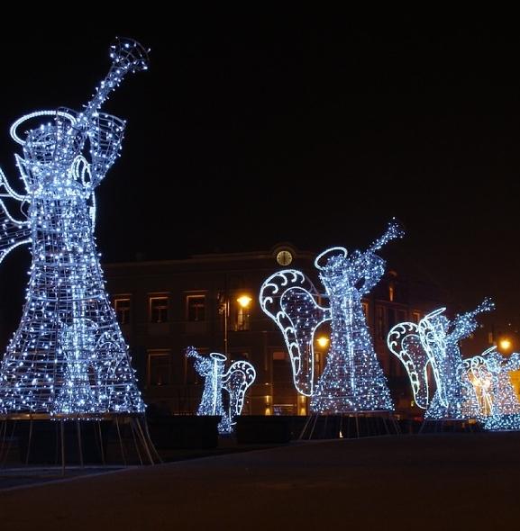 Najładniej udekorowane na święta miasto w woj. lubelskim