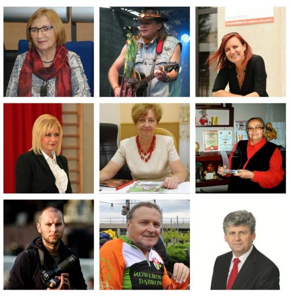 PLEBISCYT: Człowiek Roku 2016 w Dąbrowie Górniczej eliminacje powiatowe