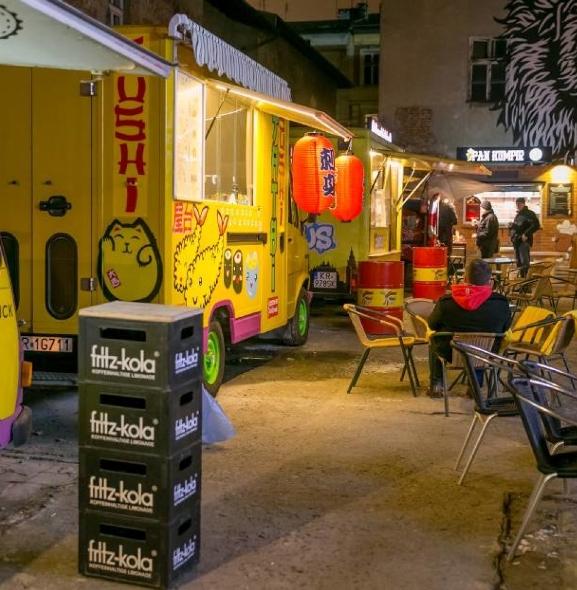 Najlepszy Food Truck 2016 w Krakowie