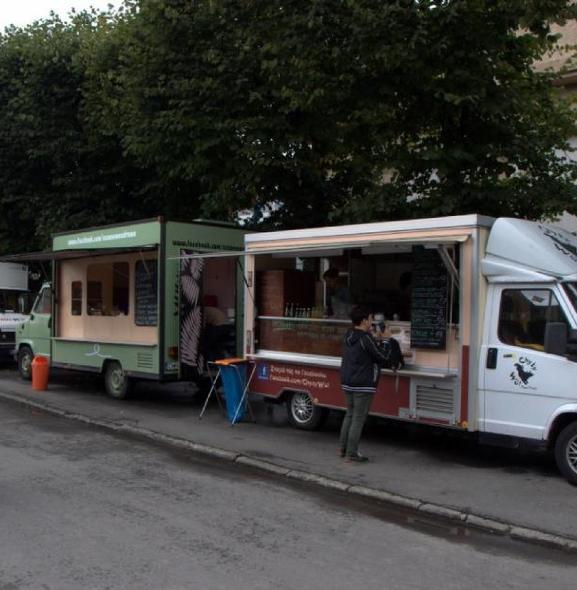 Najlepszy Food Truck 2016 we Wrocławiu