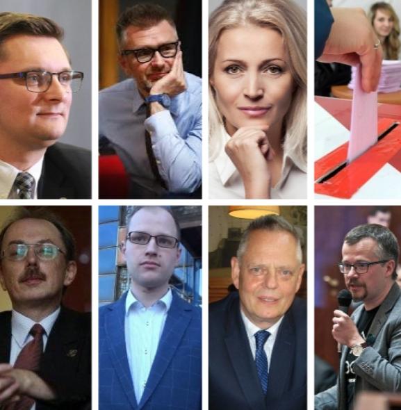 Kto powinien zostać prezydentem Katowic? Oddaj głos na swojego kandydata! [WYBORY 2018]