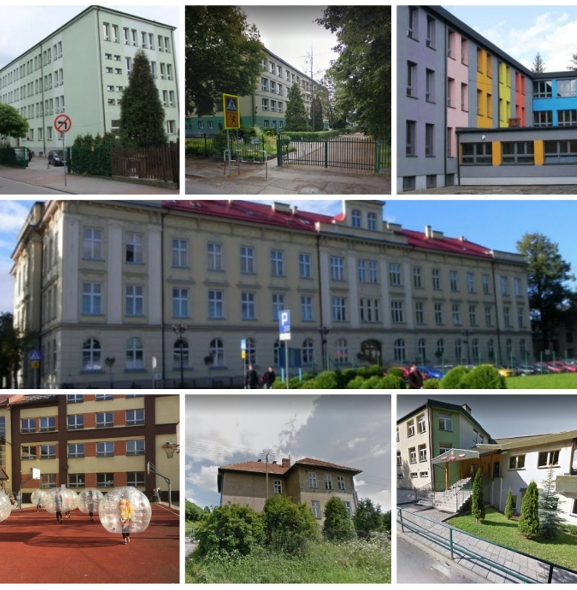 Najfajniejsza szkoła podstawowa w Żywcu 2018