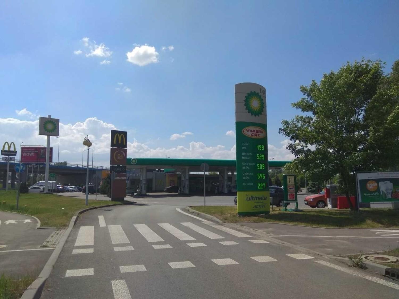 Stacja BP, Częstochowa