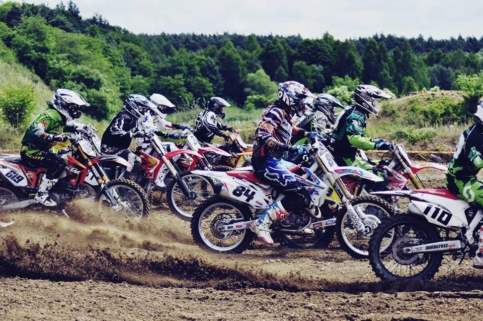 motocross w oborniki