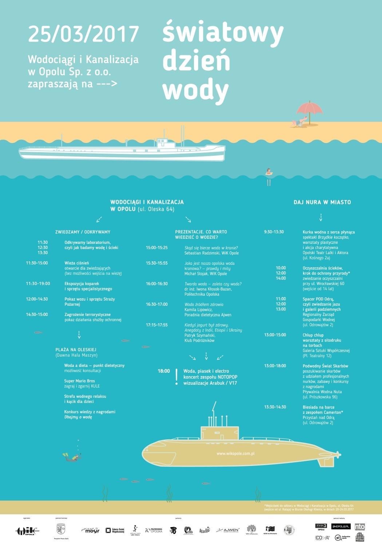 Program na Światowy Dzień Wody w Opolu