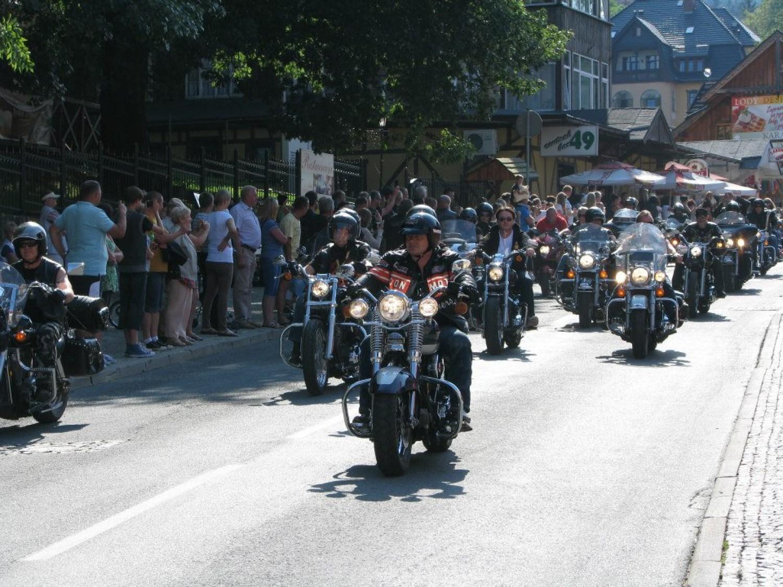 Zlot Harley Davidson  Karpacz