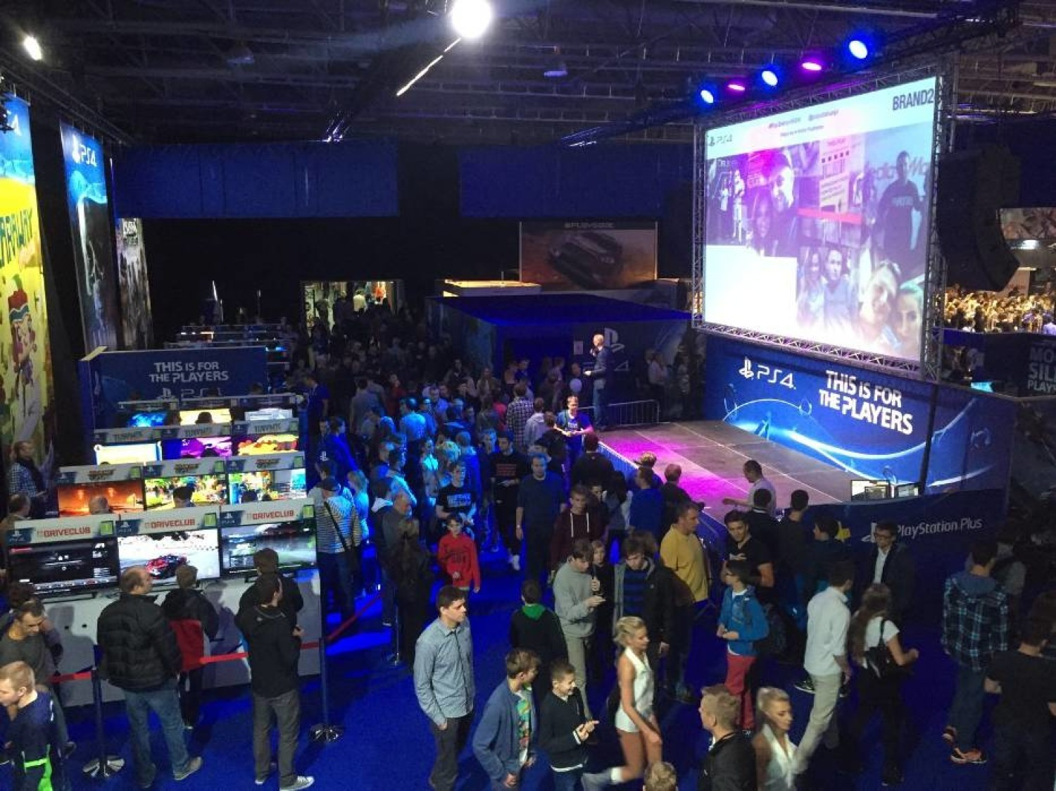 Cały weekend: T-Mobile Warsaw Games Week