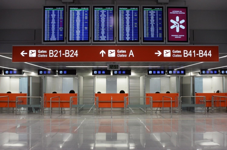 Lotnisko chopina nowe sklepy i restauracje po przebudowie terminala a warszawa Sklepy designerskie warszawa