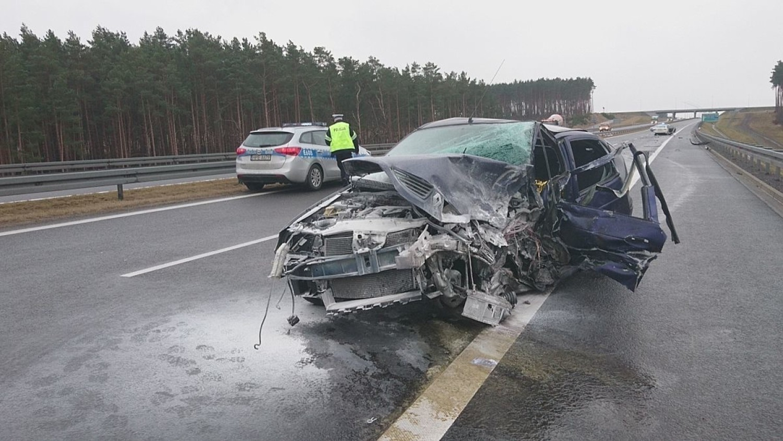 Kierowcom szkoda było czasu, więc jechali pod prąd na drodze S3 i autostradzie A2. Ich tłumaczenia