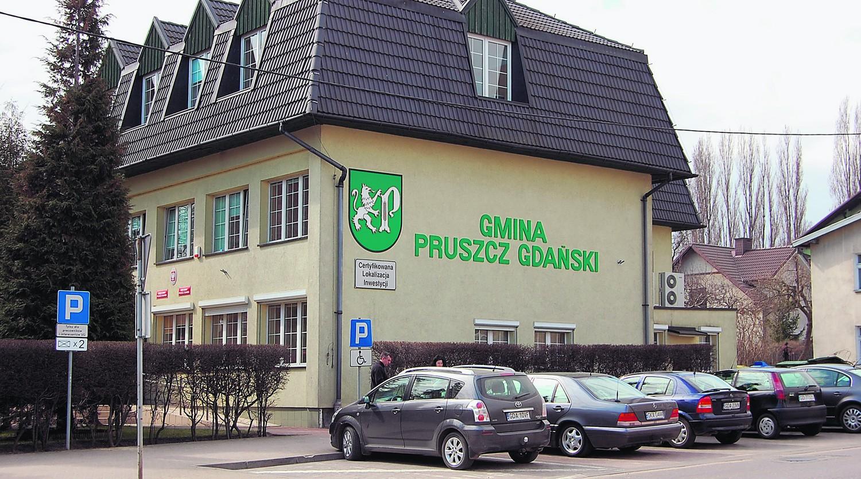 Gmina Pruszcz Gdański dostała działkę pod budowę nowego urzędu  Pruszcz Gdań