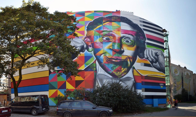 Murale Lodz Zdjecia Naszemiasto Pl