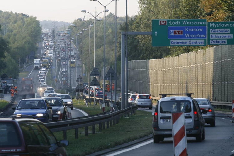 Przebudowa węzła Giszowiec na skrzyżowaniu dróg krajowych 81 i 86Chodzi o modernizację skrzyżowania dróg krajowych nr 81 i 86