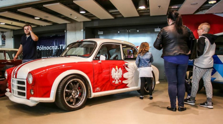 warsaw moto show zobacz najpiękniejsze samochodowe