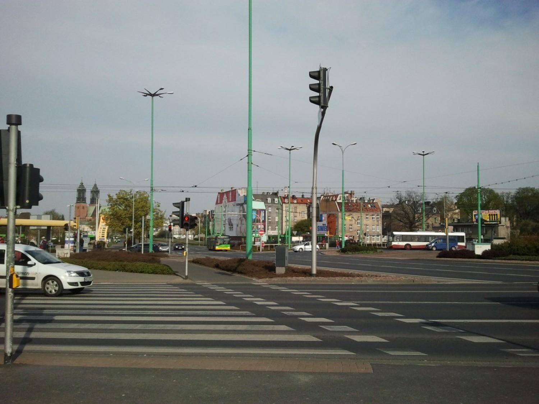 Piesi w Poznaniu tracą cierpliwość do świateł