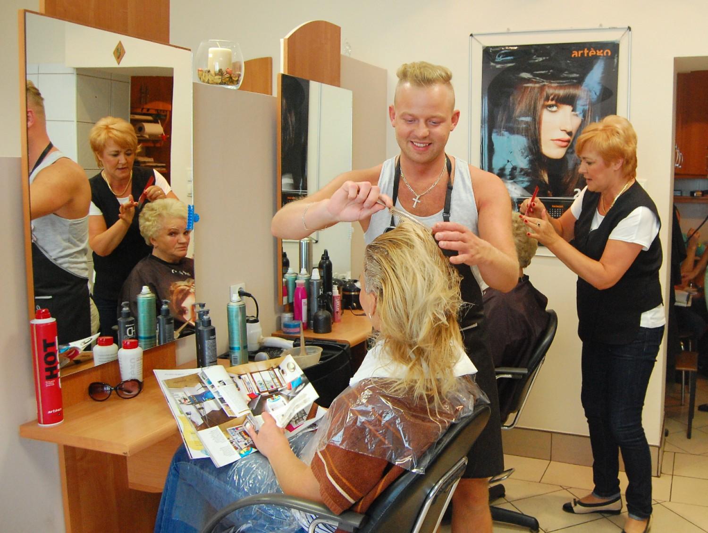 Salon Fryzjerski Naszemiastopl