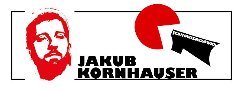 17 marca, piątek: Jednowierszówka - spotkanie z Jakubem Kornhauserem