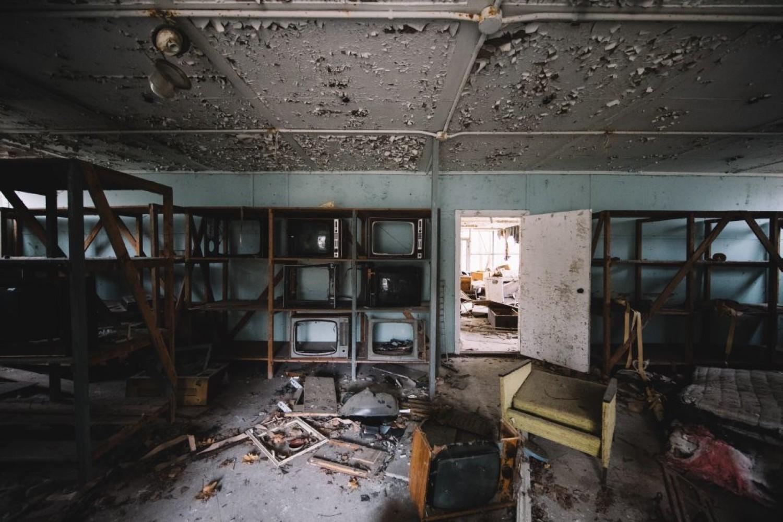 Czarnobyl. Razem z dziennikarzami możesz odwiedzić tajemnicze miejsce [ZDJĘCIA, WIDEO]