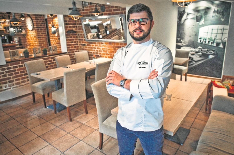 Projekt Kuchnia Rafała Lorenca wśród najlepszych restauracji  Koszalin  Nas   -> Projekt Kuchnia Restauracja Koszalin