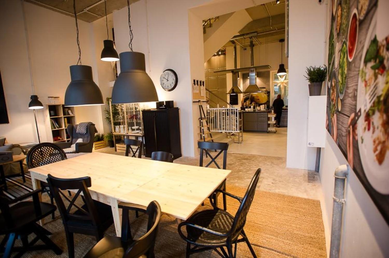 Kuchnia Spotkań IKEA (al Jerozolimskie 61)  NaszeMiasto pl
