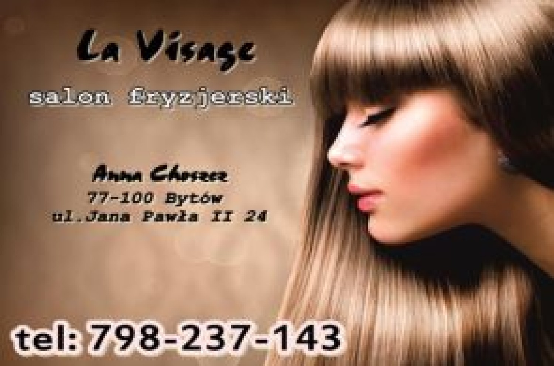 La Visage Salon Fryzjerski Anna Choszcz Katalog Firm Serwisu