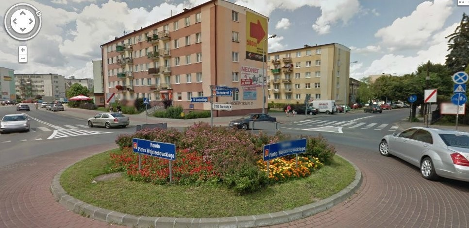 Konin Google Street View Naszemiastopl