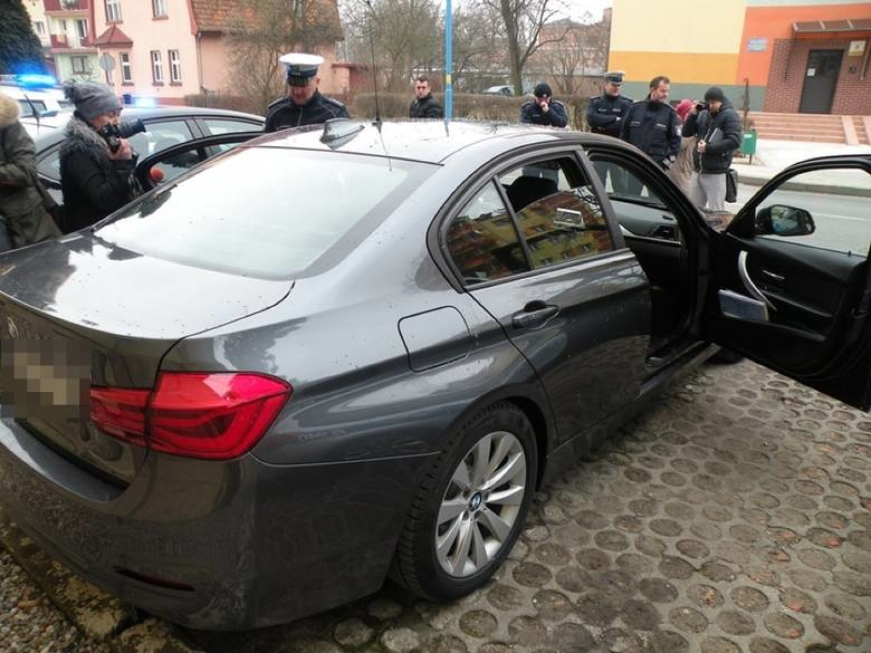 Policyjne BMW 330i jest już w Lublinie