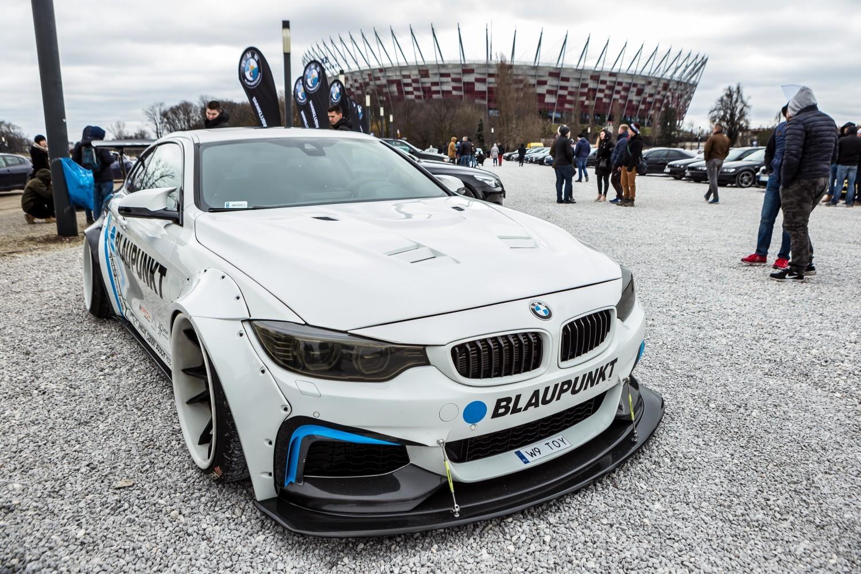 Open Spot 2017 BMW. Takie cacka mogliśmy oglądać na błoniach Narodowego! [ZDJĘCIA]