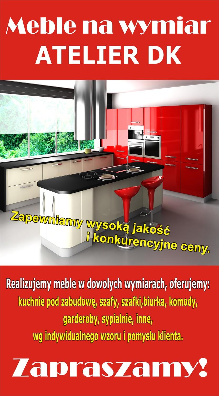 Meble Na Wymiar Atelier Dariusz Kowalczyk Katalog Firm Serwisu
