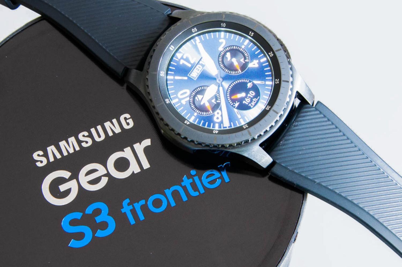 Samsung Gear S3 Frontier Zwart (Zwart) - Prijzen - Tweakers Samsung gear s3 - Horloges kopen?