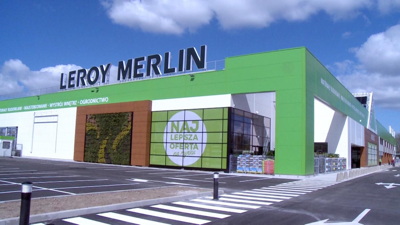 lery marlin leroy merlin mielec zaprasza klientw with. Black Bedroom Furniture Sets. Home Design Ideas