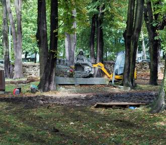 Stary Cmentarz w Olkuszu wreszcie godnie zostanie odnowiony