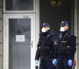 Sondaż: Spada zaufanie Polaków do policji