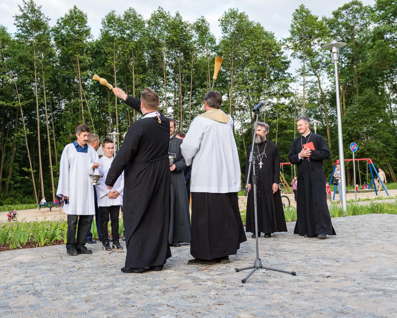 Bulwary św. Jana Teologa poświęcone