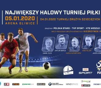 Najlepsze polskie piłkarki wystąpią w styczniu w Gliwicach